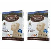 20 x 395g Natures Harvest Adult Turkey