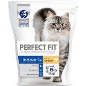 3 x 750g Perfect Fit Cat Complete Indoor Chicken