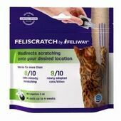 9 x 5ml Feliscratch Feliway Vials