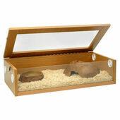 Monkfield Terrainium Reptile Vivarium - 30 Inch Oak