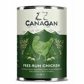 6 x 400g Canagan Free-Run Chicken Wet Dog Food