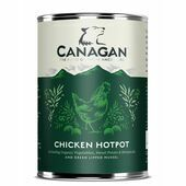 6 x 400g Canagan Chicken Hotpot Wet Dog Food