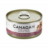12 x 75g Canagan Ocean Tuna with Salmon Grain-Free Cat Food