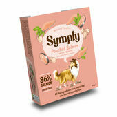 Symply Adult Salmon & Potato Wet Dog Food