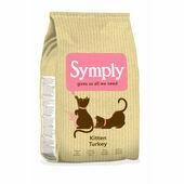 Symply Kitten Turkey Dry Cat Food