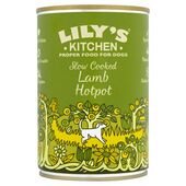 6 x 400g Lily's Kitchen Slow Cooked Lamb Hotpot Wet Dog Food