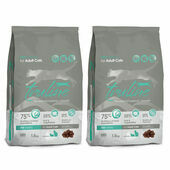 2 x 1.5kg Truline Fish Variety Dry Cat Food