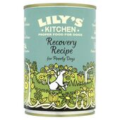 6 x 400g Lily's Kitchen Recovery Recipe Wet Dog Food