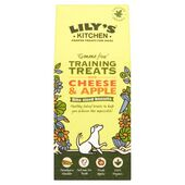 12 x 100g Lily's Kitchen Training Dog Treats with Cheese & Apple