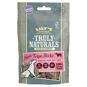 12 x 80g Lily's Kitchen Truly Naturals Crunchy Tripe Sticks Dog Treats