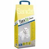 3 x Sanicat Classic Non-Clumping Cat Litter 10 Litre