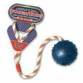 HappyPet 'tough Toy' Studded Rope Ball