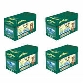 4 x James Wellbeloved Lamb Wet Kitten Food - 12 x 85g