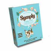 Symply Puppy Turkey With Brown Rice & Veg Dog Food