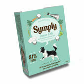 Symply Adult Ocean Fish with Brown Rice & Veg Wet Dog Food