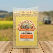 Nature\'s Own Golden Barley Straw