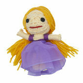 James & Steel Anastasia The Princess String Doll Cat Toy