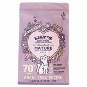 Lily's Kitchen Marvellously Mature Dry Cat Food