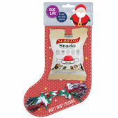 James & Steel Meaty Treat Dog Christmas Stocking