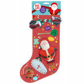 James & Steel Jumbo XXL Christmas Stocking For Dogs