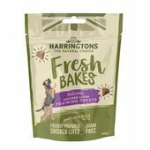 9 x 100g Harringtons Chicken Liver Grain Free Training Treats