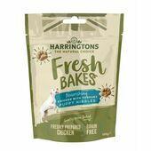 9 x 100g Harringtons Chicken & Yoghurt Grain Tree Puppy Treats