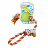 Dog Life Squeak A Ball Dog Toy