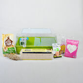 The Pet Express Mini Duna Hamster Starter Kit - Various Colours