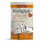 Forthglade Dog Cold Press Dry Dog Food Turkey/Brown Rice