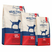Healthy Paws Game & Millet Adult Dry Dog Food