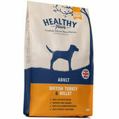Healthy Paws British Turkey & Millet Adult Dry Dog Food