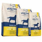 Healthy Paws British Free-Run Chicken & Brown Rice Senior/Light Dry Dog Food