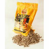 Nature's Own Premium Wood Pellet Dust Free Cat Litter 30L