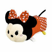 Disney Tsum Tsum Minnie Mouse Soft Plush Dog Toy