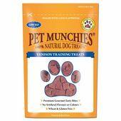 Pet Munchies Natural Venison Dog Training Treat