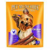 Pet Munchies Natural Dog Treat Chicken Stix