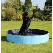 Rosewood Cool Down Foldable Dog Paddling Pool