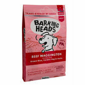 Barking Heads Beef Waggington Dry Dog Food