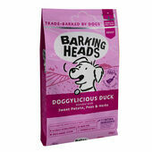 Barking Heads Doggylicious Duck Dry Dog Food
