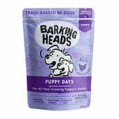 Barking Heads Puppy Days Wet Dog Food