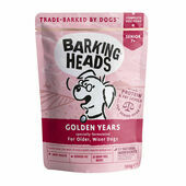 Barking Heads Golden Years Senior Wet Dog Food