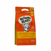 Meowing Heads Paw Lickin\' Chicken Dry Cat Food