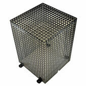 Custom Guard Ceramic Heater Guard 250w Black