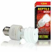 Exo Terra Reptile UVB 200 Compact Lamp