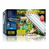 Exo Terra Turtle UVB Lamp Fixture Compact 11 Watt