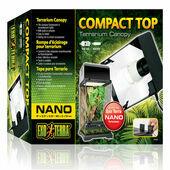Exo Terra Compact Top Canopy (Nano) 20cm (8\