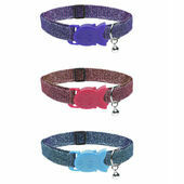 Cat Circus Cat Collar in Sparkle Print