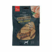 10 x Pets Unlimited Grillers Dog Treats - Chicken 100g
