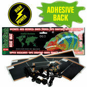 Habistat Reptile High Power Adhesive Back Heat Mats (Various Sizes)