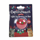 Luxury Light Up Festive Cat Ball